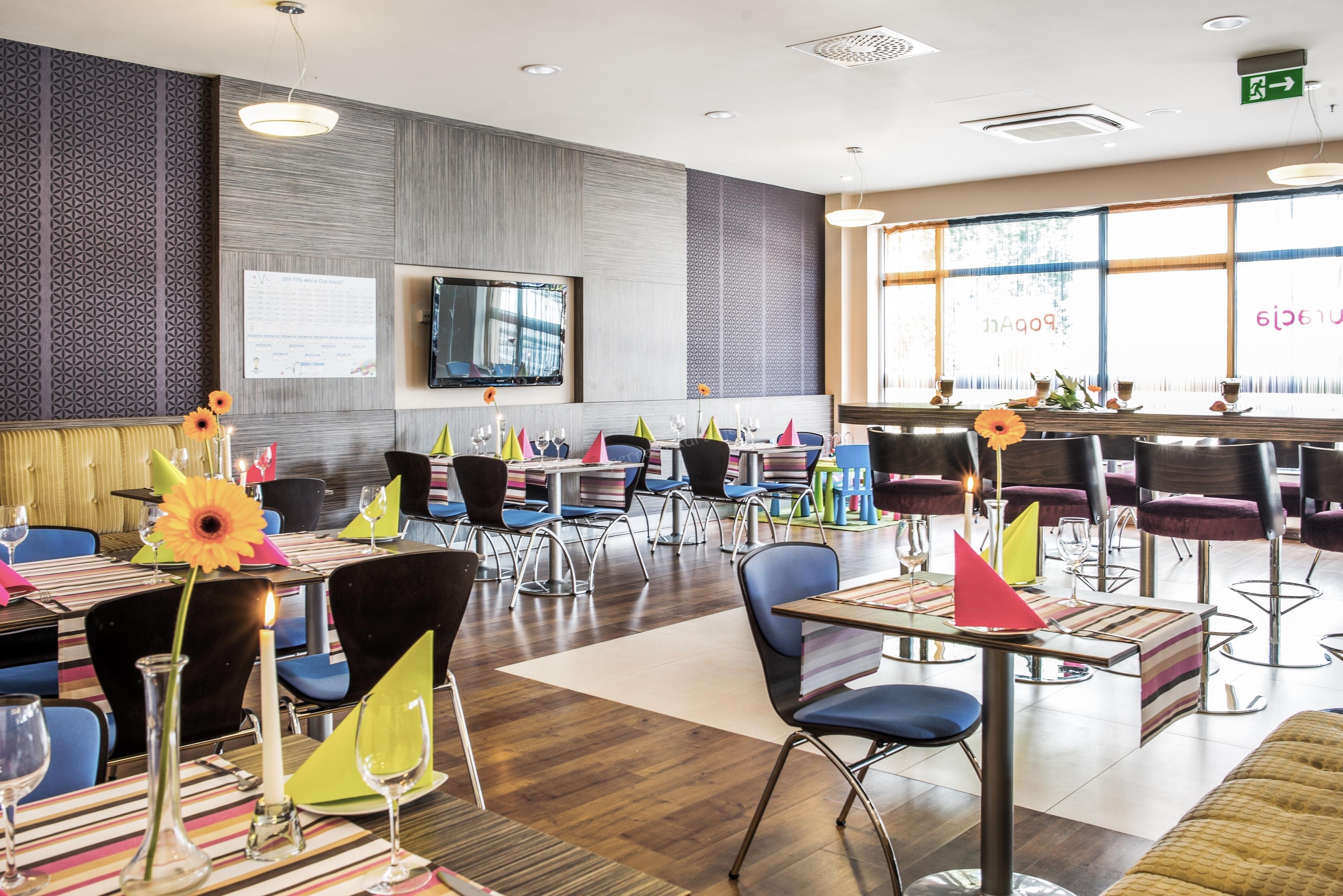 Restauracja Popart W Hotelu Ibis Styles Walbrzych W Walbrzychu